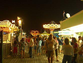 Point Pleasant Beach, New Jersey - Jenkinson's Boardwalk