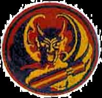 707th Bombardment Squadron - Emblem