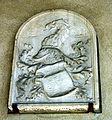 7432 - Milano - S. Maria d. Grazie - Chiostro - Lapide scalpellata - Foto Giovanni Dall'Orto, 6-Mar-2008A.jpg