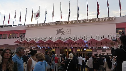 Cinema Palace during the 74th Venice International Film Festival. 74 Venice Film Festival - 2 September 2017 (36586985330).jpg