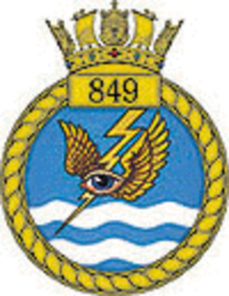 849 Naval Air Squadron - Primus video (The first to see)