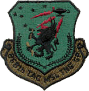 868th Tactical Missile Training Group - Emblem