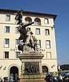 8708 - Oreste Calzolari (1852-1920), Monumento ai caduti di Mentana, Firenze (1902) - Foto Giovanni Dall'Orto, 2-Sept-2008.jpg