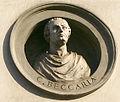 8814 Milano - Via Manzoni - Palazzo Brentani - Cesare Beccaria - Foto Giovanni Dall'Orto 14-Apr-2007.jpg