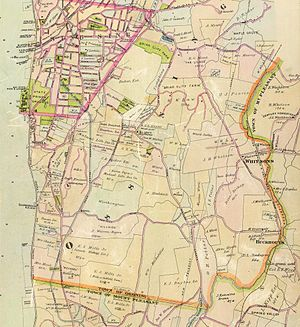 History of Briarcliff Manor - Image: 8 Rockland, Westchester counties crop