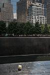9-11 Memorial - New York, NY, USA - August 19, 2015 02.jpg