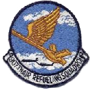 907th Air Refueling Squadron - Image: 907th Air Refueling Squadron SAC Patch
