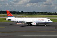 9H-AEP - A320 - Air Malta