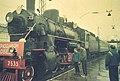 9 мая 2005, паровоз Еа-2533 привел поезд Победы на ст. Уссурийск фото1.jpg