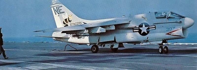 A-7E VA-113 CVA-61