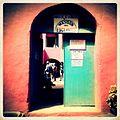 A-POIS Giuditta Nelli - Senegal 2012 - Île De Gorée, Maison des esclaves, entrée.JPG
