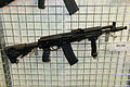 AK-102 assault rifle at Engineering Technologies 2012.jpg