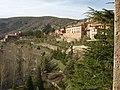 ALBARRACIN, DESDE AYUNTAMIENTO - panoramio.jpg