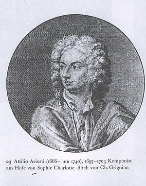 Ariosti, Attilio (1666-1729)