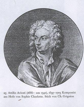 Attilio Ariosti - Attilio Ariosti