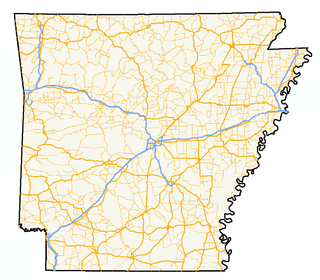 Arkansas Scenic Byways highway system
