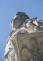 AT 20137 Mozart mit dem Notenpult, Mozartdenkmales, Burggarten, Vienna-5012.jpg