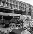 A Hotel Silvanus építése. Fortepan 87368.jpg