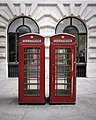 A Pair Of K6 Telephone Kiosks, Royal Exchange Buildings (Q27087685) 1.jpg