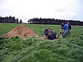 A gathering of soil scientists, Johnstown Castle Farm - geograph.org.uk - 1864975.jpg