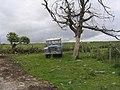 Abandoned Land Rover - geograph.org.uk - 1458003.jpg