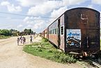 Abandoned Train at Janakpur station, Nepal Railways--IMG 7924.jpg