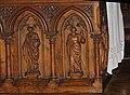 Abbatiale St Césaire (Maurs)-Maître-autel (Détail).jpg