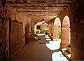 Abbaye de Joncels - Cloître - 01.JPG