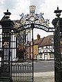 Abbey gates - geograph.org.uk - 1415875.jpg
