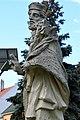 Abda, Nepomuki Szent János-szobor 2021 11.jpg