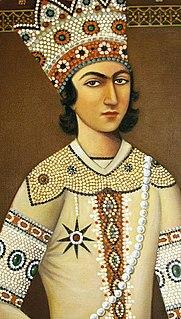 Abdollah Mirza Qajar Qajar Prince