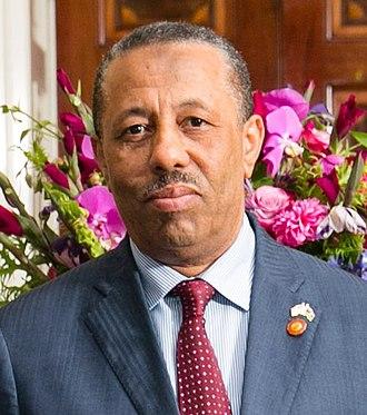 Abdullah al-Thani - Image: Abdullah al Thani