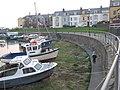 Aberystwyth Small Boat Mooring Basin - geograph.org.uk - 517796.jpg