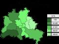 Abgeordnetenhauswahl Berlin - Wahlbeteiligung 2006.png