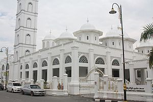 Abidin Mosque - Image: Abidin Mosque, Kuala Terengganu