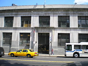 Abram Hewitt - Abram Hewitt Memorial Building of Cooper Union in Cooper Square, Manhattan