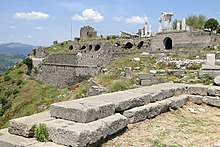 Acropolis - Bergama (Pergamon) - Turkey - 10 (5747249729).jpg