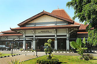 Surakarta - Adi Sumarmo International Airport.