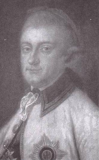 Duke Charles Louis Frederick of Mecklenburg - Image: Adolf Friedrich IV, Duke of Mecklenburg Strelitz