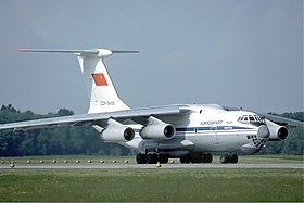 Image illustrative de l'article Iliouchine Il-76