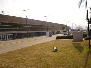 Rosario – Islas Malvinas International Airport - Image: Aeropuerto Rosario
