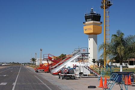 Lapangan Terbang Antarabangsa Valle Del Fuerte