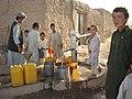 Afghanistan - Mazaar - tube well.JPG