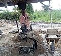 African Man Working On New Blocks.jpg