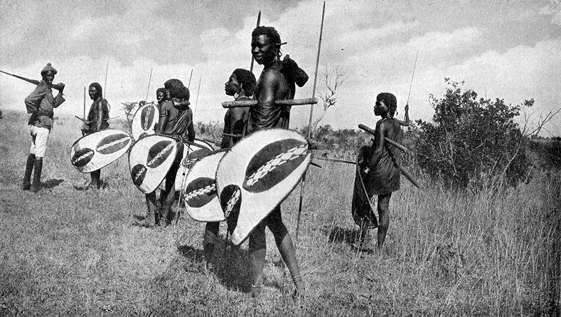 افريقيا  صور المحاربين القدام 800px-African_Warriors_CNE-v1-p58-C