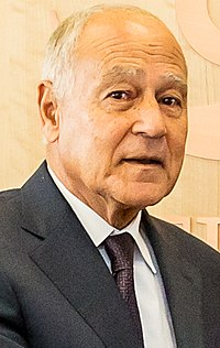 Ahmed Aboul Gheit - 2018 (cropped).jpg