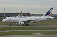 F-GPMD - A319 - Air France