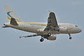 Airbus A318-100CJ Elite Comlux Malta (MLM) 9H-AFL - MSN 3363 (10540854303).jpg