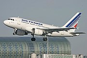 Airbus A318 FGUGC
