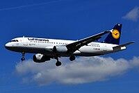 D-AIPE - A320 - Lufthansa